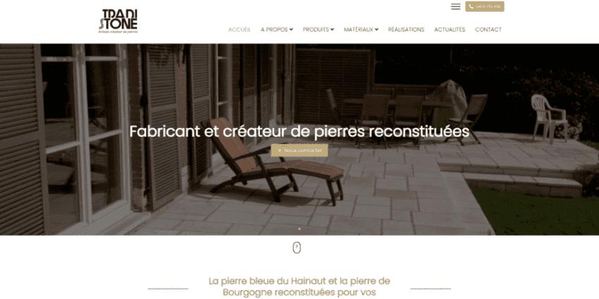 Création de site internet à Gouvy