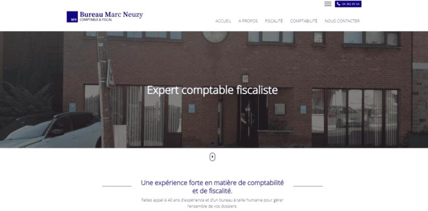 Création de site internet à Liège