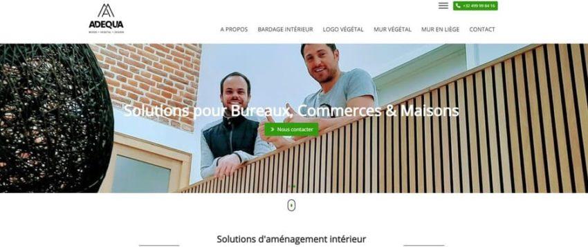 Création de site internet à Waremme